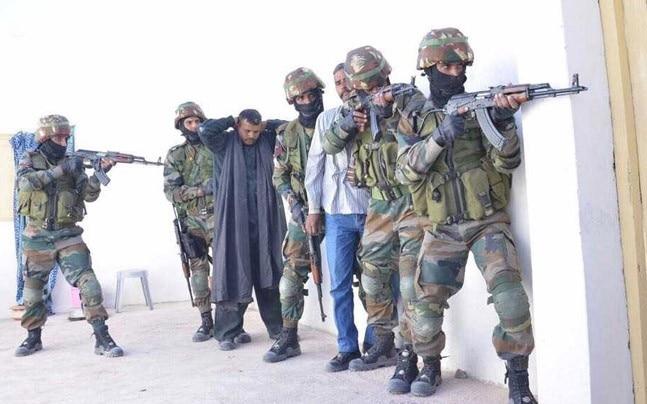 UK-India combined war exercise