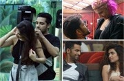 We list some of the contestants who cosied up on Bigg Boss 11, not caring a bit about the cameras.
