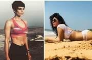 Mandira Bedi to Kishwer Merchantt: 5 TV beauties who sizzled in bikini to welcome 2018