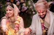 Virat weds Anushka: 30 best photos from engagement, mehendi, shaadi