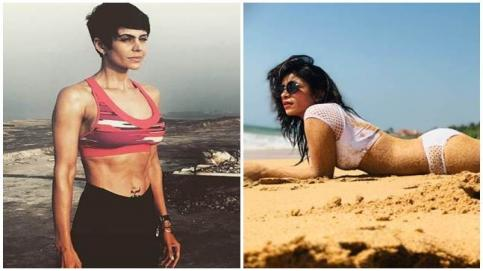The entire world including the telly town was in celebration mode to welcome 2018. Some of the telly beauties also hit the beach to bring in the New Year. Take a look.