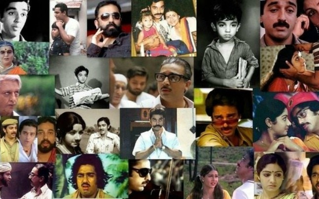 As the thespian turns a year older today, we look at five outstanding performances of veteran actor Kamal Haasan.