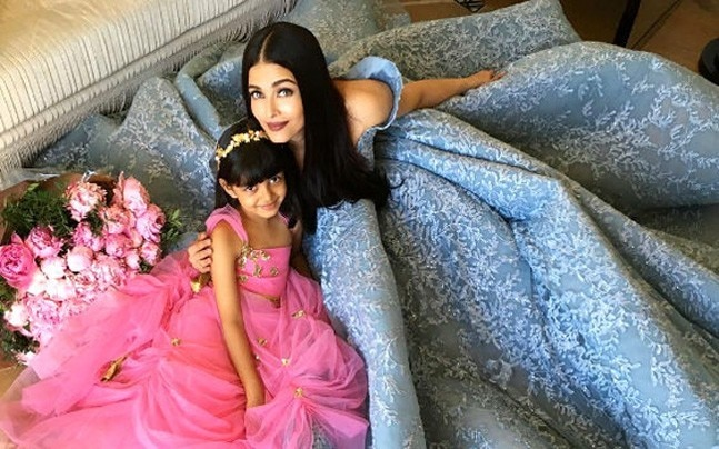 Abhishek Bachchan and Aishwarya Rai Bachchan's baby girl Aaradhya turns six today. Here are some of the cutest pictures of the birthday girl.