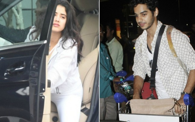 Bollywood is all ready for the 48th edition of International Film Festival of India (IFFI 2017). And Goa is already buzzing with a lot of excitement. From Shah Rukh Khan to Sridevi to Ishaan Khatter to Janhvi Kapoor, many flew to Goa to attend the big ope