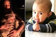 These awwdorable pictures of Somya Seth's son will make you fall in love with him