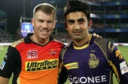 IPL 2016: Sunrisers knock Knight Riders out