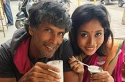 Milind Soman and his girlfriend, Ankita Konwar, have been dating for months now. Here's a look at their love story, through Soman's social media posts.