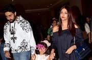 PHOTOS: Aaradhya Bachchan celebrates birthday with Aishwarya, Abhishek and Amitabh