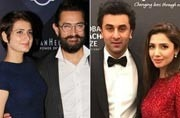 Ranbir Kapoor-Mahira Khan to Aamir Khan-Fatima Sana Shaikh: Link-up rumours that made headlines in 2017