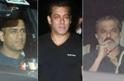 PHOTOS: Salman Khan turns 52, parties with Katrina Kaif, Sangeeta Bijlani, MS Dhoni and Anil Kapoor