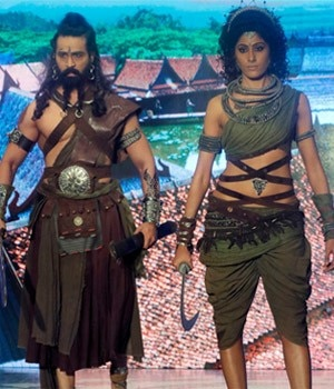 Porus, set to premiere on November 27, is touted to be one of the most expensive Indian TV shows. Set in 350 BC, the show will tell the story of the time when Porus resisted the first attack on Indian soil by Alexander.