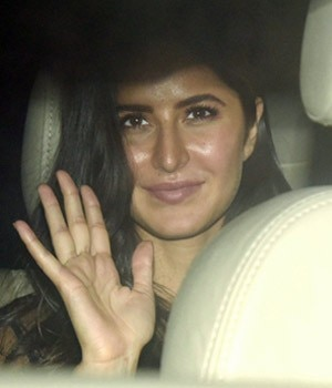 Before Ed Sheeran sets the stage on fire tonight, Farah Khan threw a big Bollywood bash in his honour. From Shah Rukh Khan to Katrina Kaif, B-Towners partied the night away with the Shape Of You hitmaker.