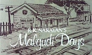A poster of the show Malgudi Days
