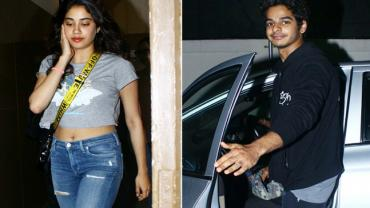 Jahnvi Kapoor and Ishaan Khatter have been in news for more than one reason. If their Bollywood debut Dhadak has made headlines, rumours of their link up have also spread like wildfire in the last few months.