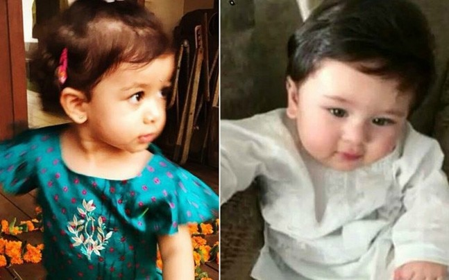 Their pictures break the internet, their cute videos go viral and the paparazzi go crazy to capture them on the lens. No, they aren't your average Bollywood star, but these star kids are no less than celebrities. Born with not just a silver spoon but also