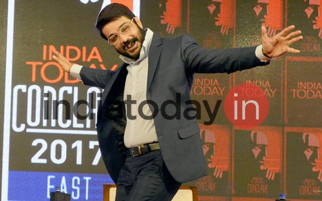 Prosenjit Chatterjee, on Day 1 of the India Today Conclave East 2017, in Kolkata, spoke about his work in Bengali cinema in the last 35 years, not looking his age, and on the Padmavati controversy.