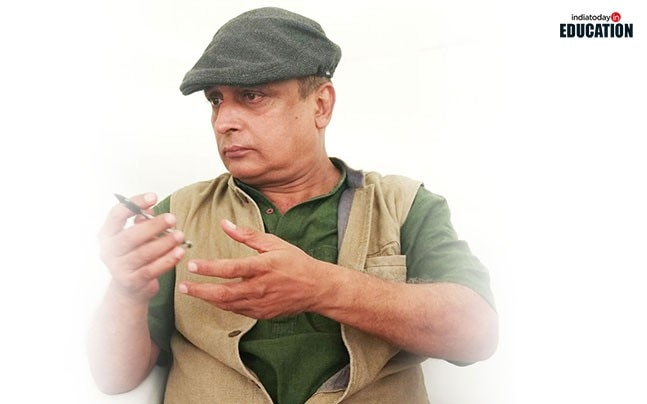 Piyush Mishra at Sahitya Aaj Tak 2017
