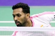 Kidambi Srikanth's successful 2017 motivation for Indian badminton players: HS Prannoy to India Today
