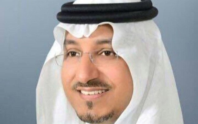 Prince bin Muqrin. Photo: Twitter/(@Otpor17).
