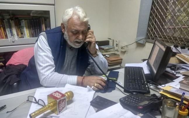 Professor Kapil Kumar