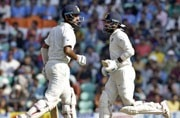 2nd Test, Day 2: Pujara, Vijay centuries, Kohli fifty give India 107-run lead vs Sri Lanka