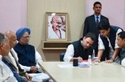 Congress presidential poll: Rahul a darling of party, will carry forward its traditions, says Manmohan