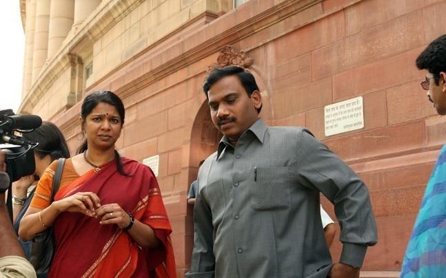 M Kanimozhi and A Raja