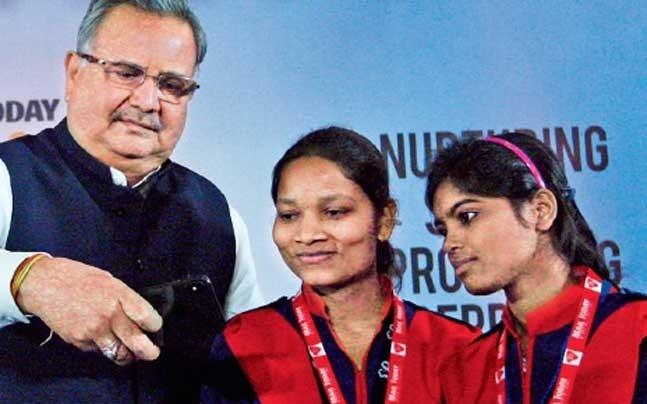 Chhattisgarh CM Raman Singh at Mail Today's Skill and Entrepreneurship Summit (Photo: Qamar Sibtain)