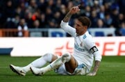 Sergio Ramos out for two weeks from Real Madrid squad with calf injury