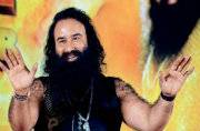 Baba Ram Rahim's road trip to court is nothing less than his masala movies