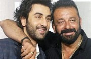 Did Ranbir Kapoor ask to reshoot some portions of the Sanjay Dutt biopic?
