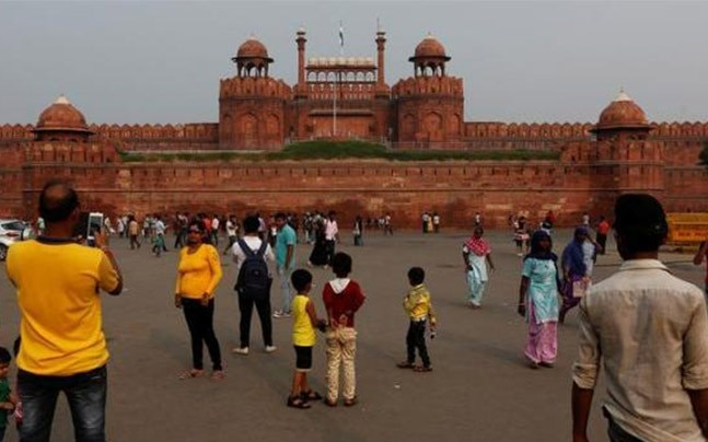 UP FOR ADOPTION Will the 17th C Red Fort see a rise in footfalls? Photo: Reuters