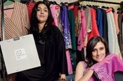 Stage3 founders Sabena Puri (left) and designer Rina Dhaka (Photo: Vikram Sharma)