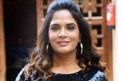 We wish Richa Chadha's short dress was as amazing as the quote on it