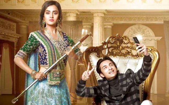 Tejaswi Prakash and Rohit Suchanti in as Diya and Ratan in the show.