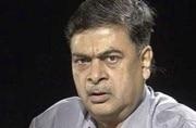 Union minister RK Singh