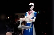 Robots will now serve you food at this Chennai restaurant