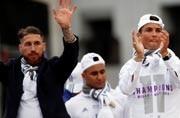 Rift between Sergio Ramos and Cristiano Ronaldo resolved, says Zinedine Zidane