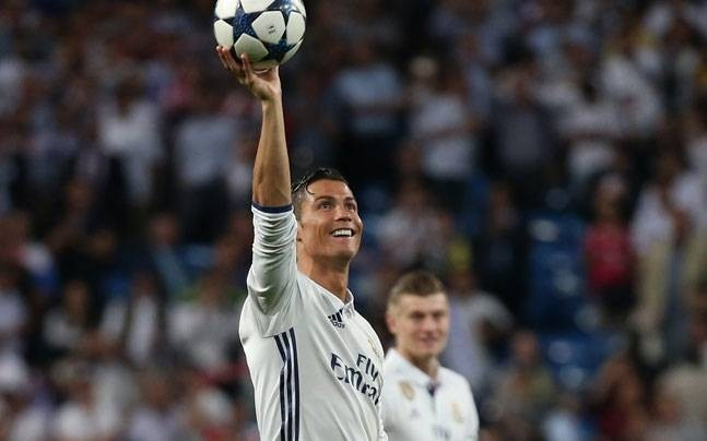 Cristiano Ronaldo now has as many Ballons d'Or as Lionel Messi (File photo: Reuters)