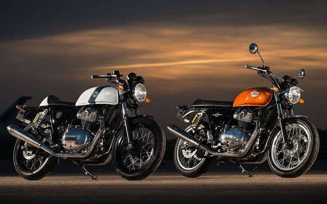 The Interceptor INT 650 and Continental 650 GT projects Royal Enfield's step towards strengthening the mid-size motorcycle portfolio with its new 650cc parallel twin engine.