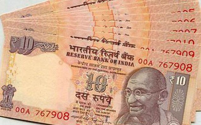 Chocolate brown: The colour of the new Rs 10 note to be