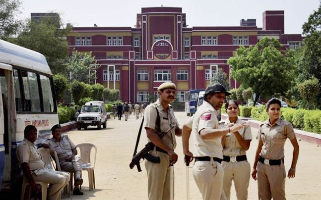Security beefed up at the Ryan International School, Gurgaon
