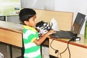 Meet India's youngest robot maker who created his first robot at the age of 4