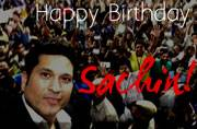 Popular quotes on Sachin Tendulkar