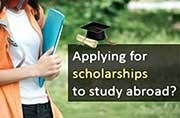 How to apply for scholarships for that coveted foreign degree/