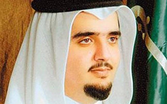 Prince Abdul Aziz (Photo: Twitter/@muntaser_buz)
