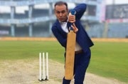 Virender Sehwag to clash against old rivals on a cricket pitch in St. Moritz