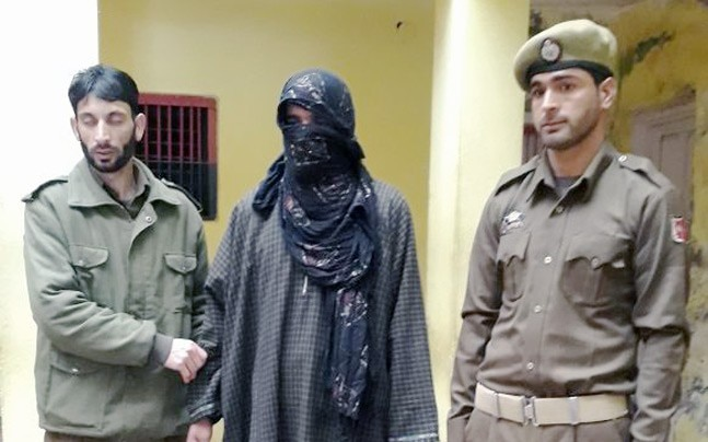 Co-conspirators arrested in sepoy murder.