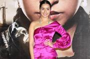 Shraddha Kapoor's weird pink outfit will make you want to close your eyes