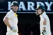 The Ashes, 1st Test Day 2: Smith, Marsh lead revival for Australia